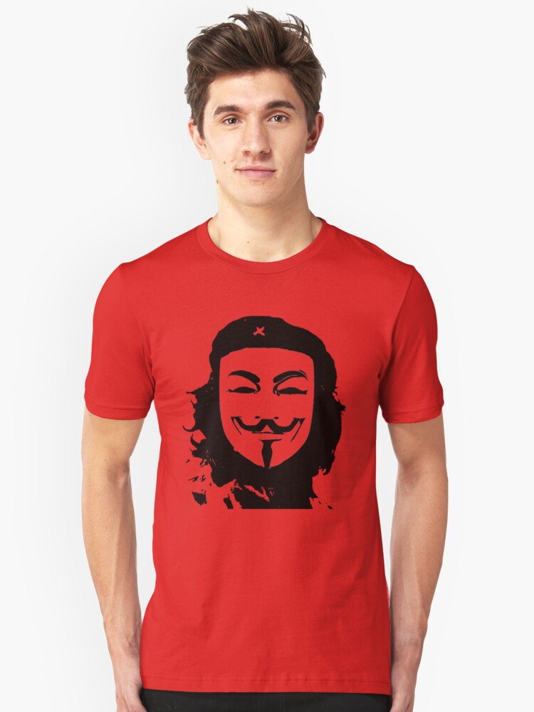 Che Vendetta, I am such a Revolutionary Unisex T-Shirt Front