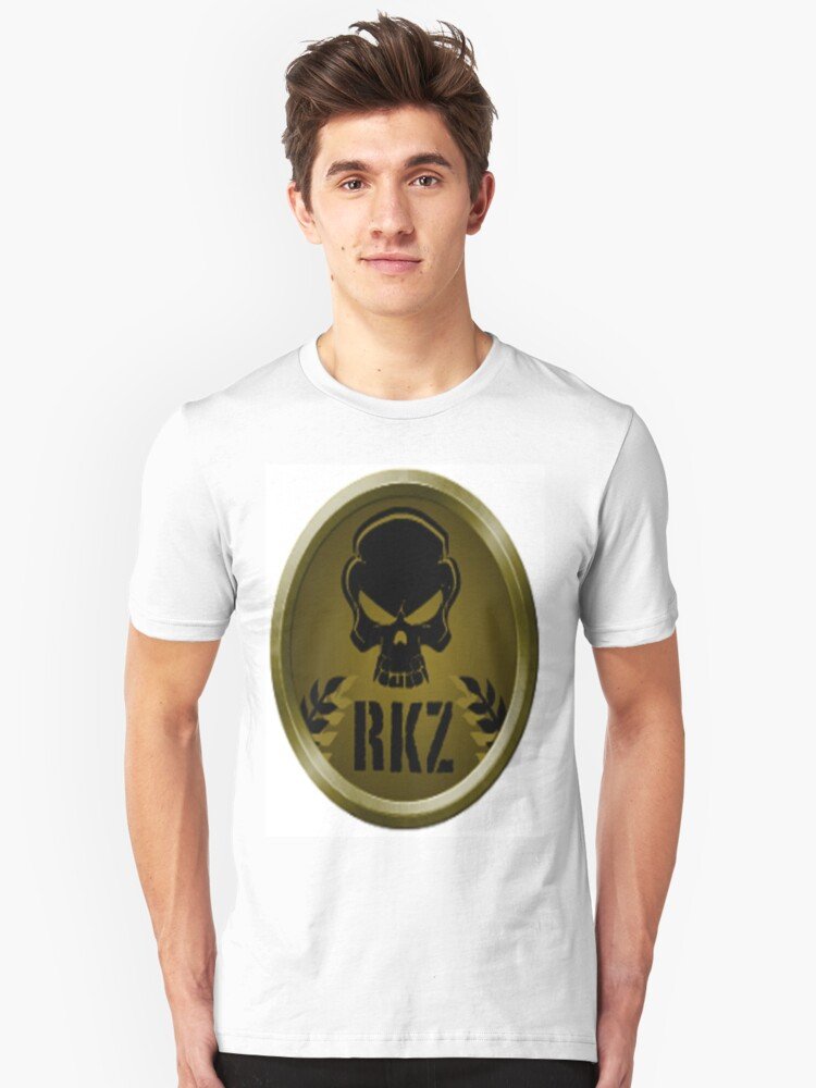 PS3 CLAN TAG FOR RATIO~KILLERZ Unisex T-Shirt Front