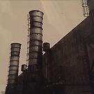 Portmann Generating Station by RobertCharles