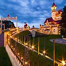 Noel au Chateau by Anne McKinnell