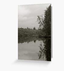 Reflection on Loch Ness | Scotland Greeting Card