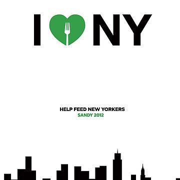 Help Feed New Yorkers by HelpNewYorkers