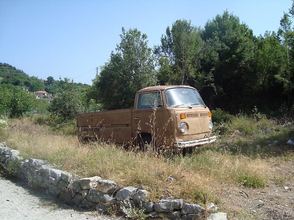 old wv car by solegga68