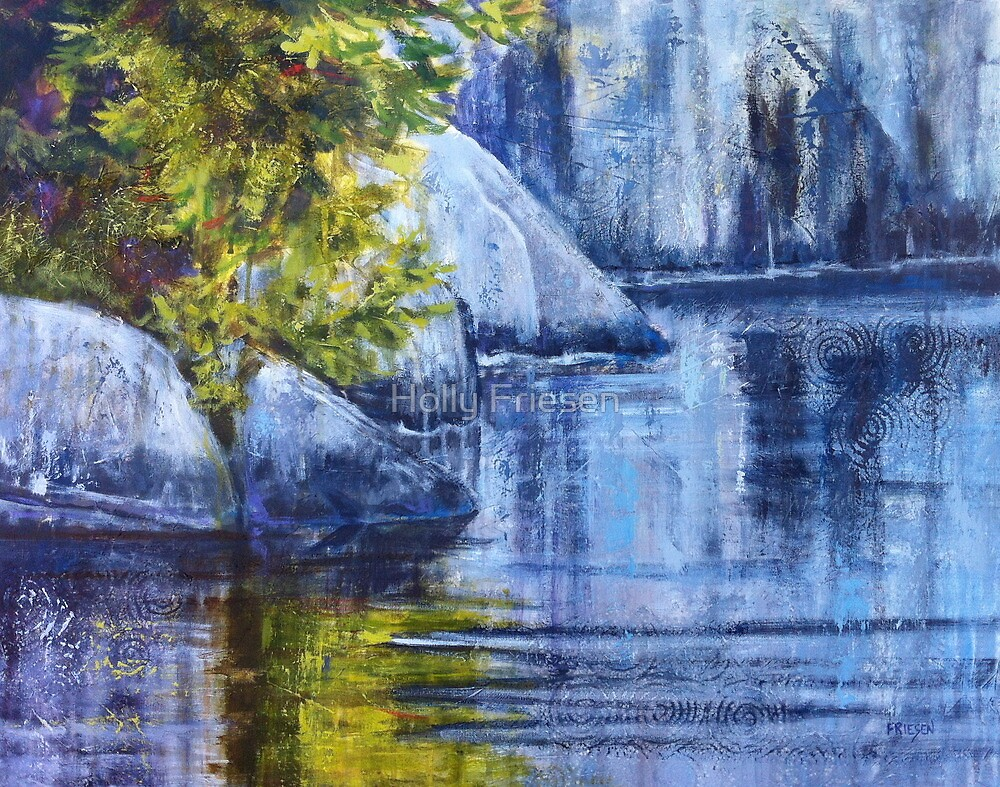 The Stillness Within by Holly Friesen