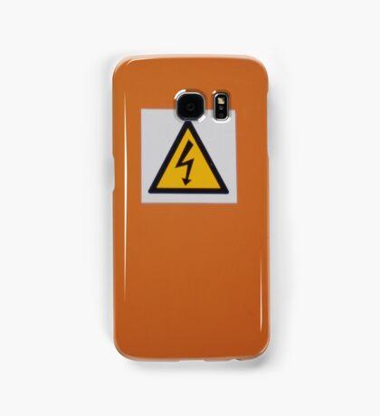 DANGER!   iphone/samsung galaxy cover Samsung Galaxy Case/Skin
