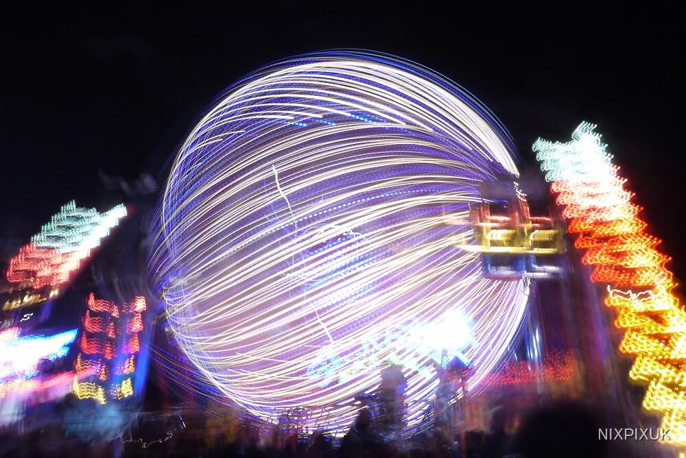 Light ball by NIXPIXUK