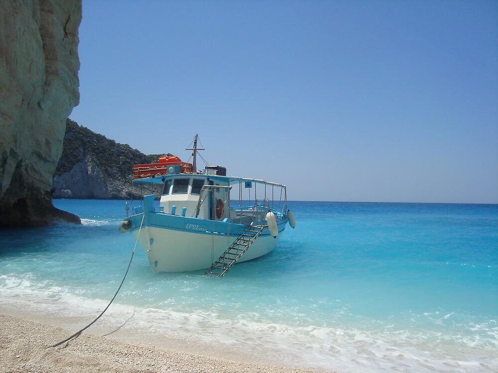 """the """"eros"""" boat by solegga68"""
