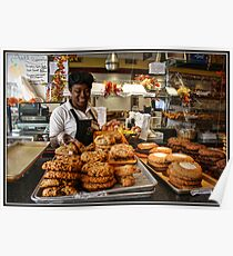 Fall Specials in the Pastry Shop Poster