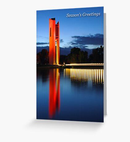 National Carillon Greeting Card