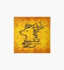 House Baratheon - Game of Thrones Art Board