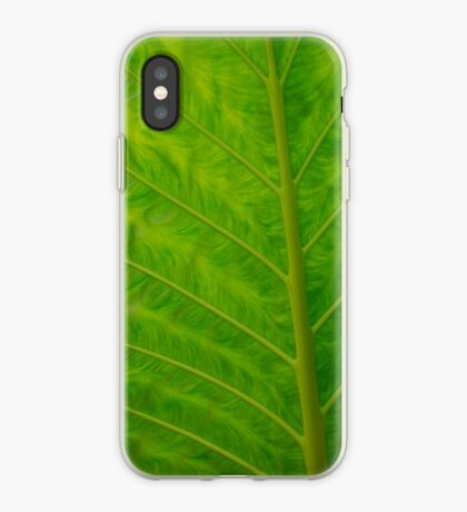 green iphone/samsung galaxy cover iPhone Case
