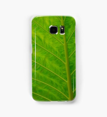 green iphone/samsung galaxy cover Samsung Galaxy Case/Skin