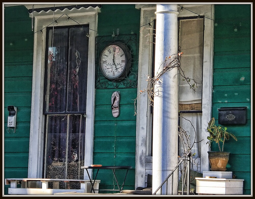 Time in the French Quarter by Mikell Herrick