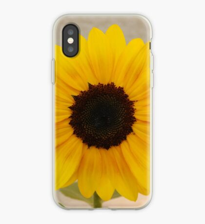 sunflower iphone/samsung galaxy cover iPhone Case