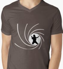 Bond Solo Men's V-Neck T-Shirt