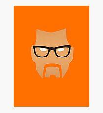 Gordon Freeman Half Life Photographic Print
