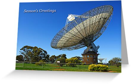 Parkes Observatory by Darren Stones