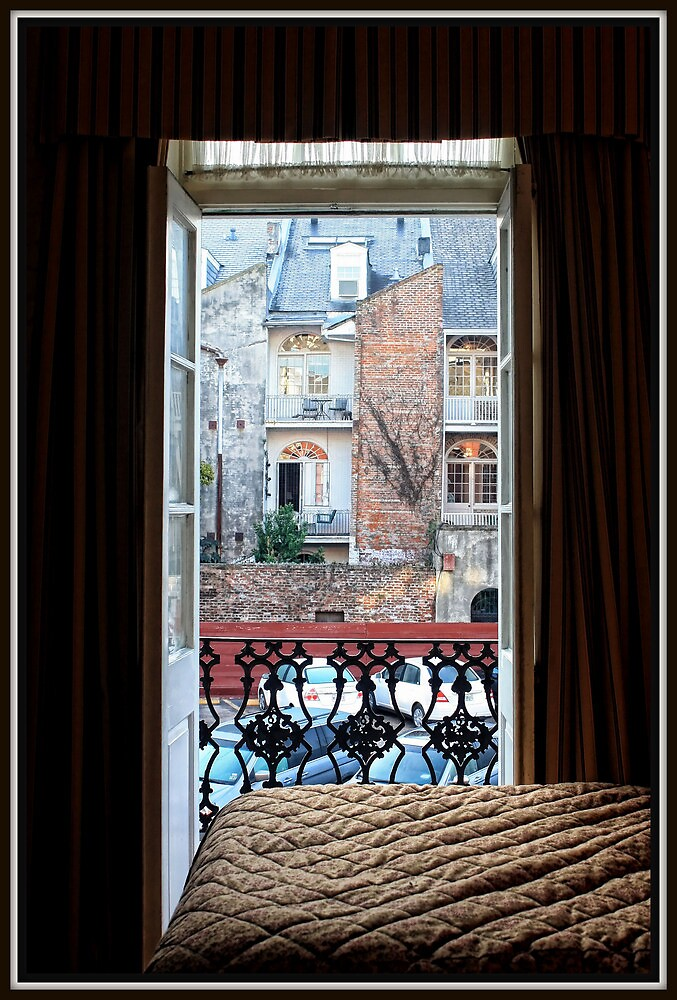 Le Richelieu Room by Mikell Herrick