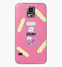 Sherlock - A Study In Pink Case/Skin for Samsung Galaxy