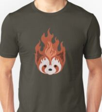 Legend of Korra: Fire Ferrets Pro Bending Emblem - no text Unisex T-Shirt