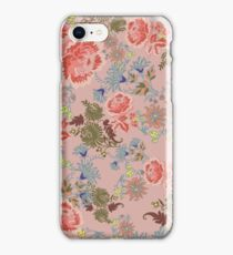 Floral #4 iPhone Case/Skin
