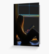 Available Light Greeting Card