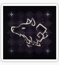 House Stark - Game of Thrones Sticker