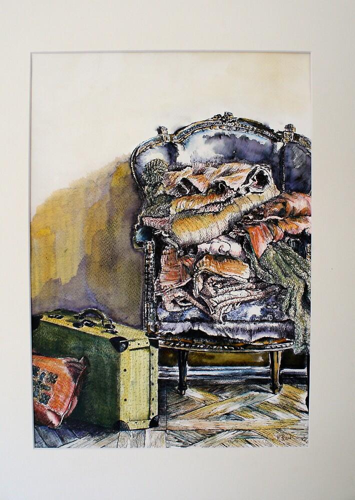 """Getting organised"" by Kobie Bosch"