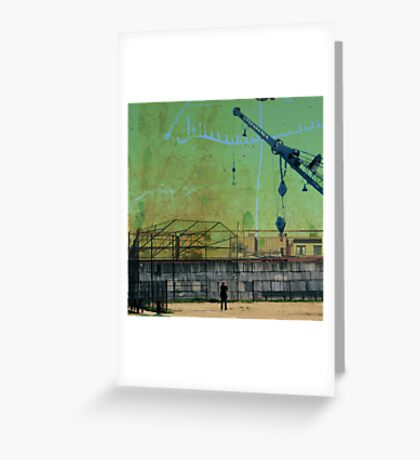 Red Hook Greeting Card