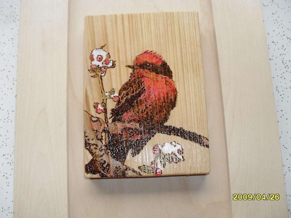 scarlet tananger by lynnieB