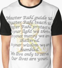Lord Rahl Devotion Graphic T-Shirt