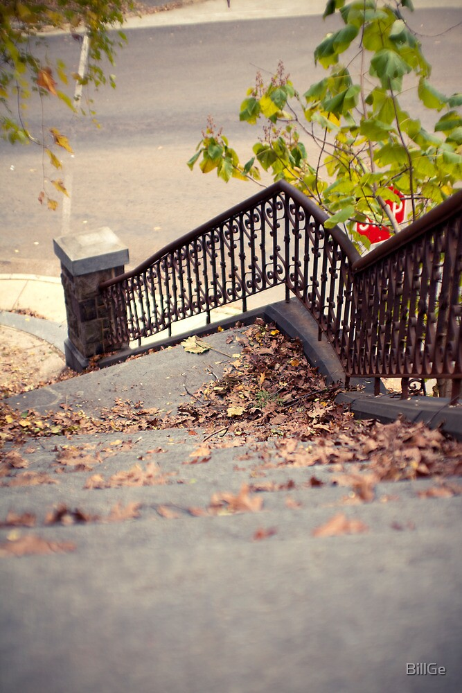Stairs by BillGe