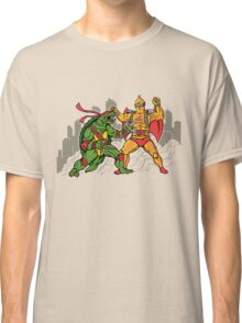 Teenage Mutant Gamera Ninja Classic T-Shirt