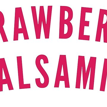 STRAWBERRY BALSAMIC by ice-cream