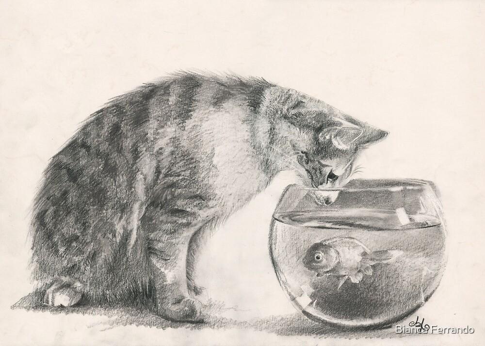 I see you. by Bianca Ferrando