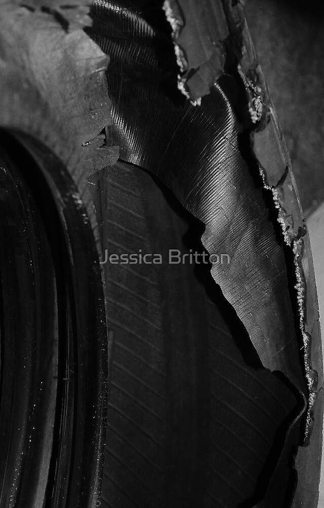 Broken Rubber by Jessica Britton