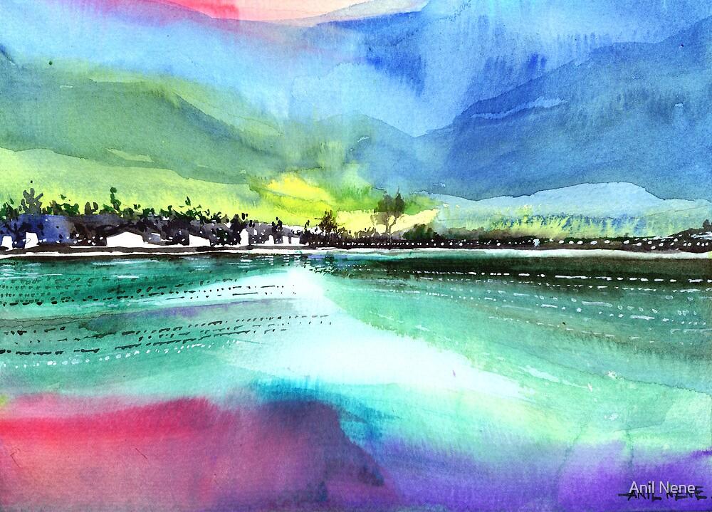 Twilight by Anil Nene