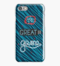 Sherlock - The Great Game iPhone Case/Skin