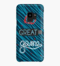 Sherlock - The Great Game Case/Skin for Samsung Galaxy