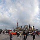 Shanghai Populous 180 Degree by Gwoeii
