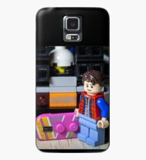 Marty Gets the Hoverboard out Case/Skin for Samsung Galaxy
