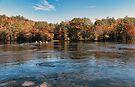 Fabulous Mountain Fork Park by Carolyn  Fletcher