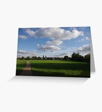 Open Air Greeting Card