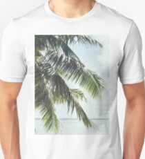 Palm Tree Vintage Unisex T-Shirt