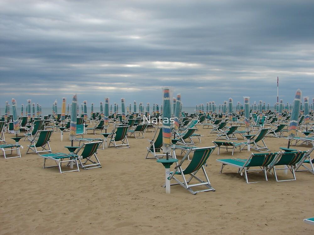 Bibione beach I.  by Natas
