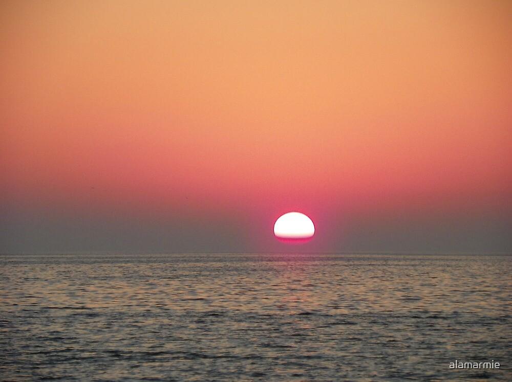 Pine Island sunset by alamarmie