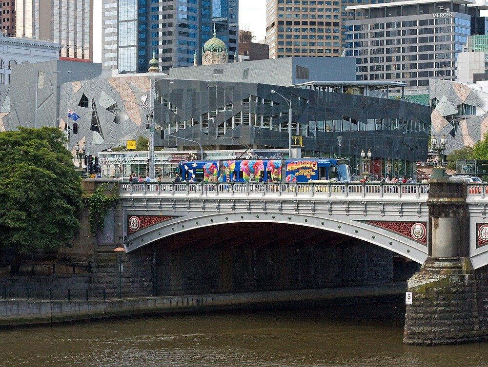 Melbourne 3 by rjpmcmahon