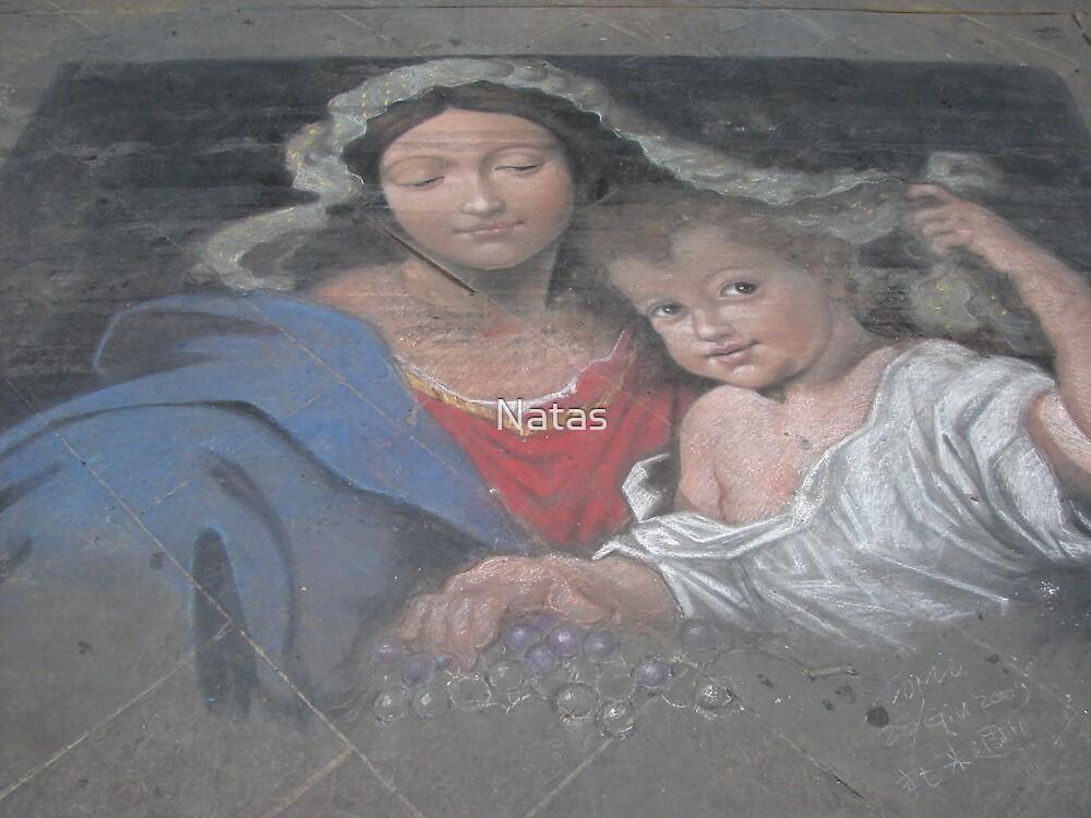 Street Art in Florence III. by Natas