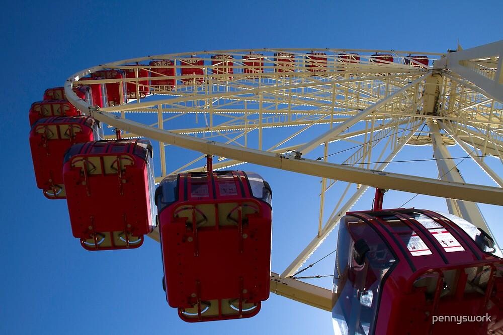 Fremantle Ferris Wheel  by pennyswork