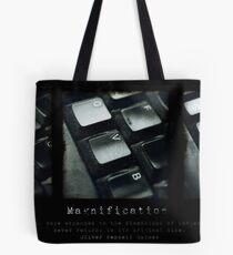 Magnification Tote Bag